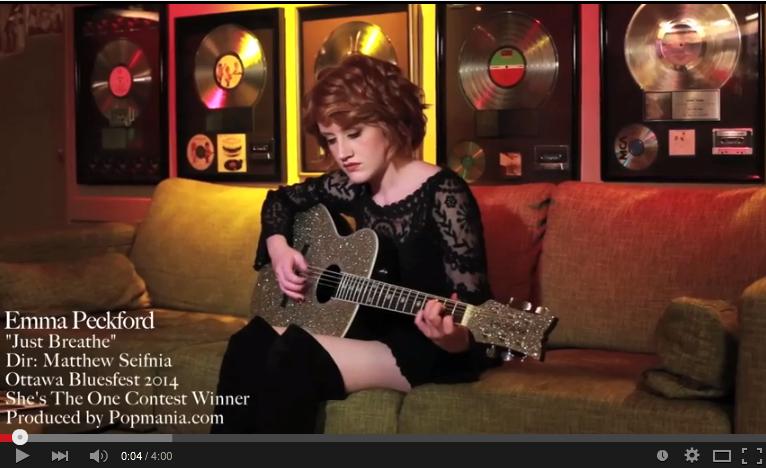 Emma Peckford YouTube