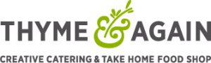 Thyme and Again Logo