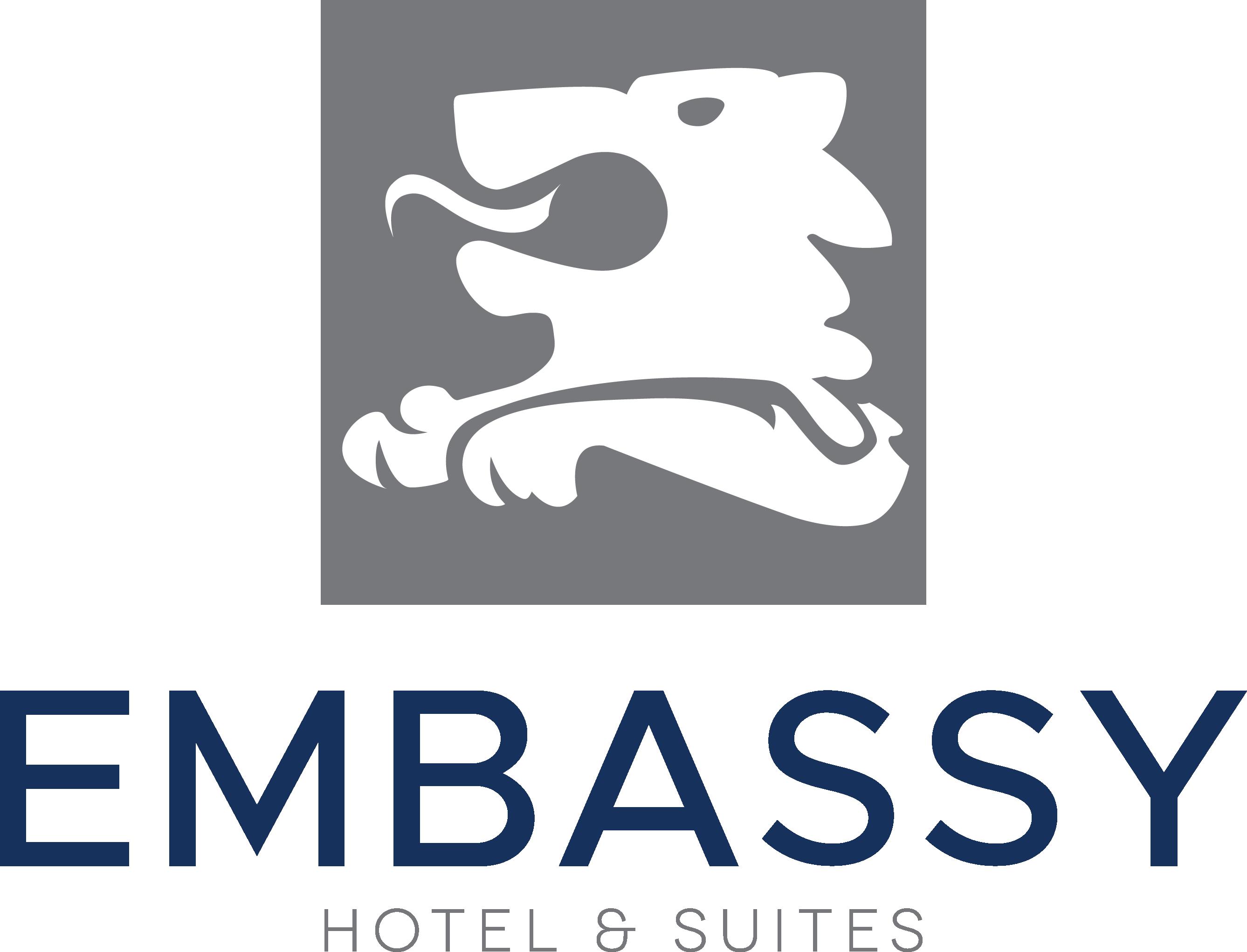 Ottawa Embassy Hotel Suites - logo_vertical