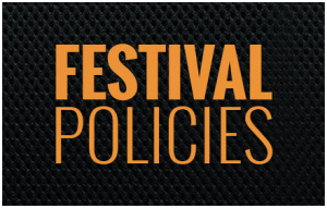 Festival Policies