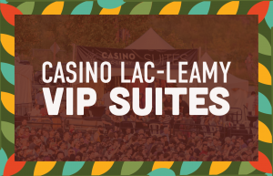 Casin Lac-Leamy VIP Suites